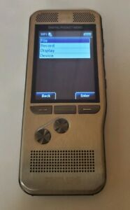 Phillips Dpm6000 Pocket Memo Digital Voice Recorder With 16 Gb Sd Card