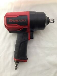 Snap on Pt850 1 2 Drive Air Impact Wrench 43091 1
