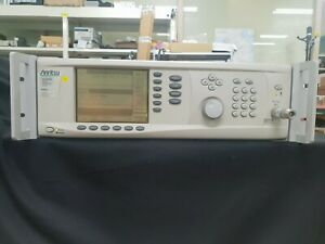 Anritsu Mg3692c 20ghz Signal Generator Option 1b 2a 4 22 With 34rknf50 Adapter