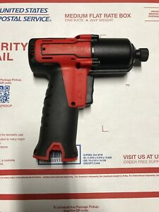 Snap On Cordless Impact Wrench Quick Change Ct761aqc Please Read Description