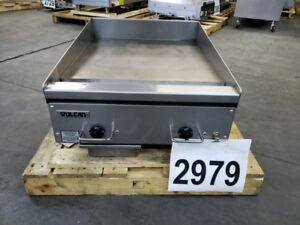 2979 use S d Vulcan Rapid Recovery Heavy Duty Electric Griddle Model Rre24e 1