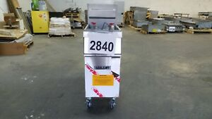 2840 Vulcan Deep Fryer Natural Gas 35 40 Lb Oil Capacity Model 1gr35m 2