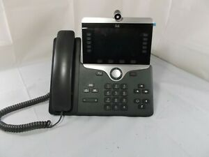 Cisco Cp 8865 Unified Voip Video Ip Phone