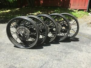 1928 1929 Ford Model A 21 Wire Wheels 5