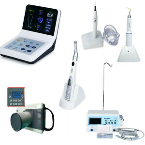 Implant System Dental Surgical Brushless Motor W Gutta Percha Tooth Plus Usa