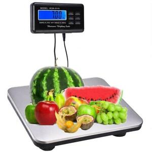 Digital Postal Scale Electronic Postage Scales Mail Letter Package Usps 660 Lbs