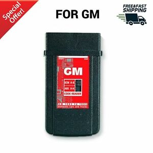 Obd1 Code Reader For Gm Car Vehicle Diagnostic Scan Tool Digital Scanner New