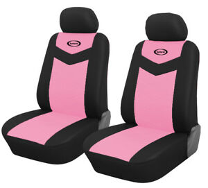 Front Seat Car Seat Covers Pink For Kia Forte 2010 2019