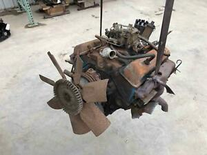 Sbc350 Good Used Engine Chevy 67 88 Small Block Chevy