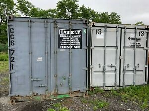 20 Ft 30 Ft 40 Ft Cargo Containers