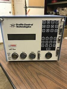 Lmd 8000 Tct Traffic Control Technologies Lmd 8811