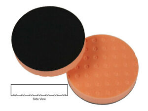 Lake Country 78 24650da 6 1 2 X 1 1 4 Ccs Orange Foam Light Cutting Pad