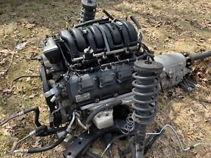 Oem Dodge Charger Magnum Ram Full Complete Motor Engine Unit 5 7l Hemi V8 100k