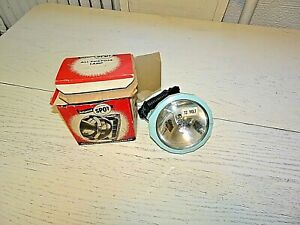 Vintage Hollywood Portable Spot Light Car Truck Lamp Auto Los Angeles Ca
