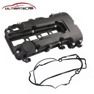 Camshaft Valve Cover W Gasket Bolts For Buick Cadillac Chevy Cruze Sonic Trax