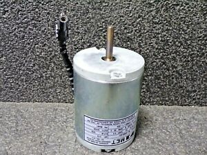 Tennant Oem Part 80461 Motor Ele 24vdc 1375rpm 1 13hp 4 4a