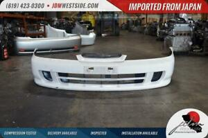 Jdm 1994 2001 Acura Integra Type R Front Bumper With Type R Oem Grill