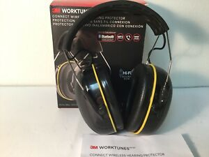3m Worktunes Connect wireless Bluetooth Hearing Protector