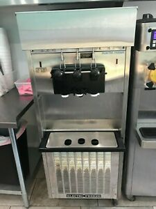 Electro Freeze Soft Service Ice Cream Machine Water Cooled 3ph 230v