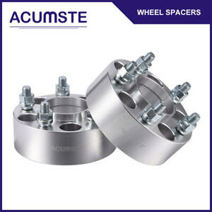2pc 2 5x4 5 5x114 3 Hubcentric Wheel Spacer For Grand Cherokee Wrangler Liberty