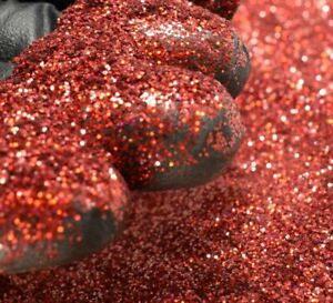 Bright Red Holographic Metal Flake Glitter 0 008 008 Painting Crafting Hotrod