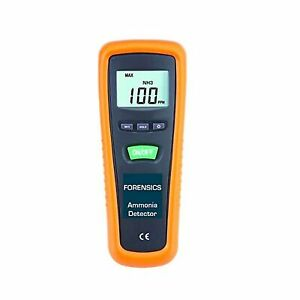 Basic Ammonia Nh3 Detector Meter And Analyzer By Forensics 0 1000ppm With
