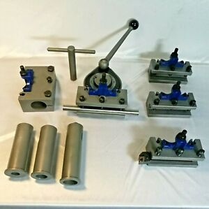 B2 Multifix Tool Post Kit Bd25120 Bj40120 Drilling Holder Mt3 Sleeve