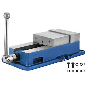 Precision Milling Vise 6 Inch Accu Lock Vise Jaw Width Milling Drilling Machine