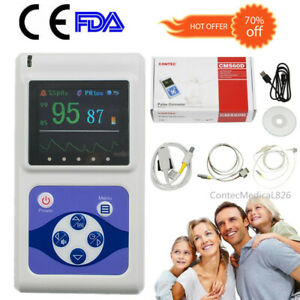 Infant pediatric adult Pulse Oximeter Spo2 Heart Rate Monitor Pc Software Usa
