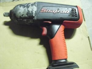 Snap On Ct4850ho Aka Ct6850 18v Cordless Impact Wrench Bare Tool