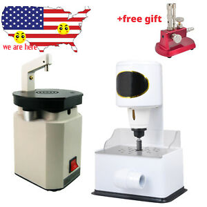 Dental Lab Laser Pindex Drill Pin Driller Machine Arch Model Trimmer Grinder