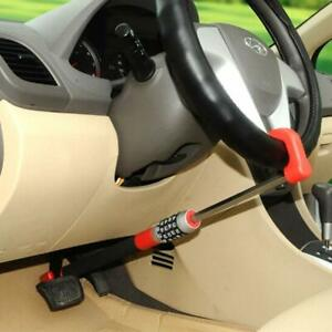 Car Code Lock Car Anti Theft Device Brake Pedal Steering Wheel Lock Locking