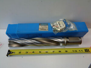 Amec 970113 2 Series 2 5 T a Spade Drill Holder Rev bb 1 375 Body 1 25 Shank