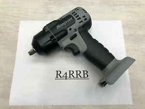 New Rare Gray Snap On Tools Usa 18v 3 8 Drive Impact Gun Bare Tool Only Ct8810bs