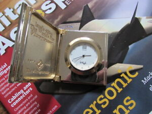 C4004 Intel World s First Microprocessor Clock 4004 Collectible Vintage Ic Usa
