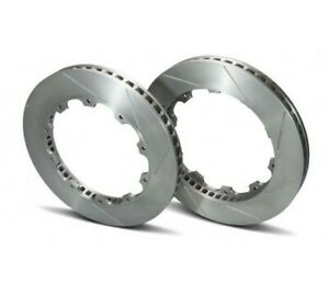 Project Mu Scr Replacement Rotors Front For Sti Brembo