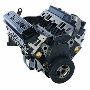 Chevrolet Performance 12681431 5 7l 350ci L31 Long Block Crate Engine With Vorte
