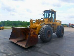 1995 John Deere 644g Wheel Loader With Only 4245 Hours