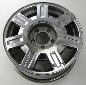 16 Cadillac Deville Chrome Used Wheel Rim Factory Oem 2003 2004 2005 4574 A