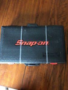 New Snap On Bjp1 Master Ball U Joint Set W Case Brand New In Case