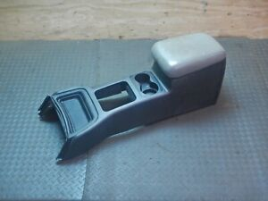 Jeep Grand Cherokee Wj 99 04 Agate Center Console Tan Lid Free Ship
