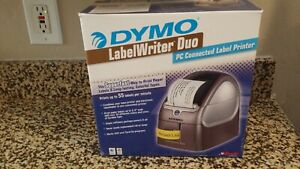 Dymo Labelwriter Duo 93105