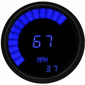 Intellitronix M9222b 3 3 8 Led Digital Speedometer Programmable With High Speed