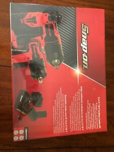 Brand New Snap On Cx885076114 14 4 18 Volt Cordless Combo Kit
