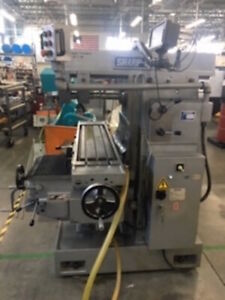 2011 Sharp Uh 3 Horizontal Milling Machine