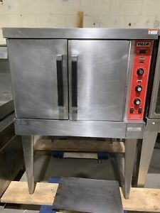 Vulcan Single Stack Convection Oven