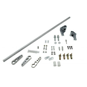 Dual Carb Linkage Kit For 34 Epc Ict Carbs Hex Bar 27 25 Dunebuggy Vw