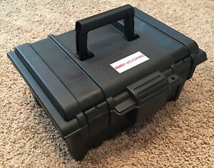 Sencore Lc103 Hard Cover Carrying Case Weather Resistant Padded Foam Interior