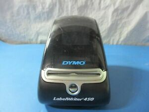 Dymo Labelwriter 450 Turbo Label Thermal Printer Used 2