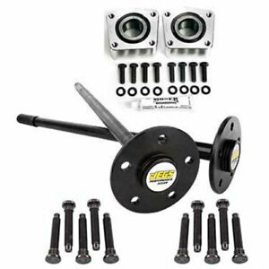 Jegs 62603k Rear Axles C clip Eliminators And Racing Studs Kit 1968 1972 Chevell